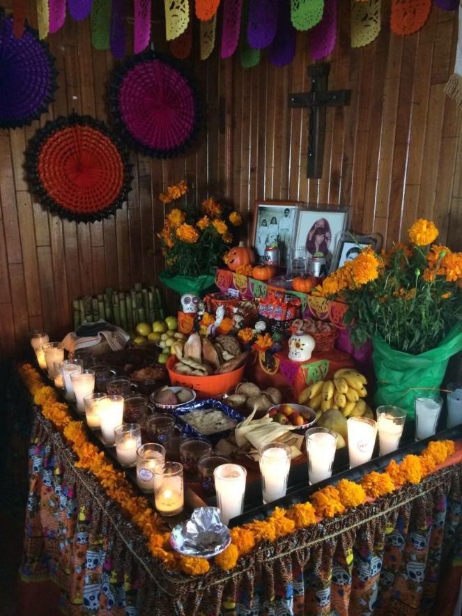 Dia De Los Muertos _ Abue